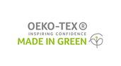 OEKO-TEX® MADE IN GREEN